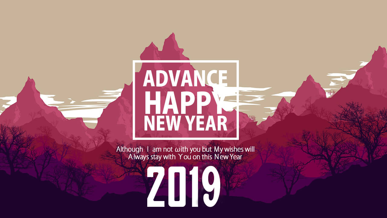 Happy New Year Wishes Messages Shayari Quotes 2019 In English Hd