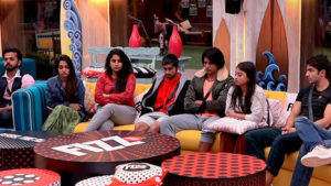 Bigg Boss 12 Day 87 Episode 88 December 12 2018 written updates, Bigg Boss 12 Day 87 Episode 88 December 12 2018 highlights, Sreesanth, Rohit Suchanti, Dipika Kakkar, Romil Choudhary, Deepak Thakur, Surbhi Rana, Megha Dhade, Jasleen Matharu, Karanvir Bohra, bigg boss 12, bigg boss 12 weekend ka vaar, salman khan, salman, salman bigg boss 12, Bigg Boss 12 latest news, Bigg Boss 12 latest episode, Bigg Boss 12 episode, bigg boss 12 eviction, bigg boss 12 elimination