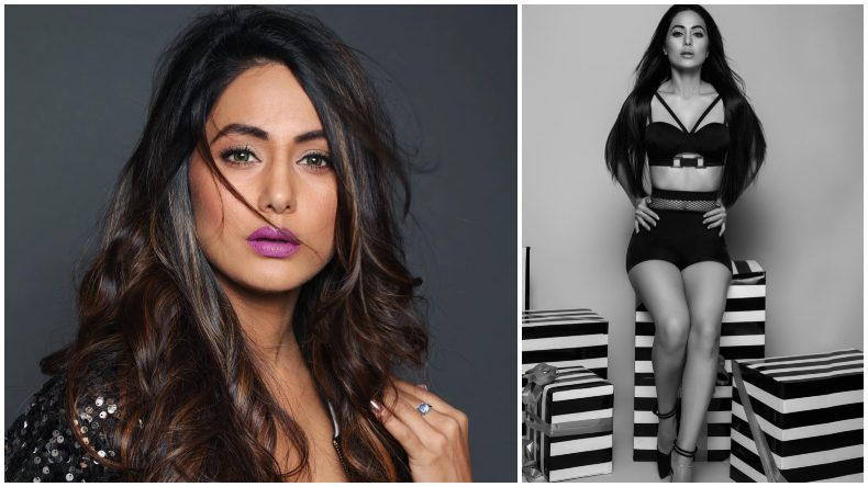 Hina Khan Stuns With Her Bold Avatar On A Magazine Cover See Photos