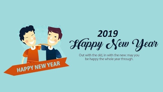 Happy New Year wishes messages shayari quotes 2019 in ...