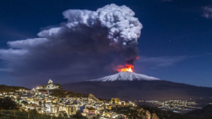 US, ITALY, ETNA, Western Europe,Earthquakes,Italy,Transportation (TRBC), Disasters, Accidents,Euro Zone,European Union,Nature, Wildlife, Europe, Science