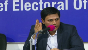 Telangana election body chief apologises for missing names of people from the voter list