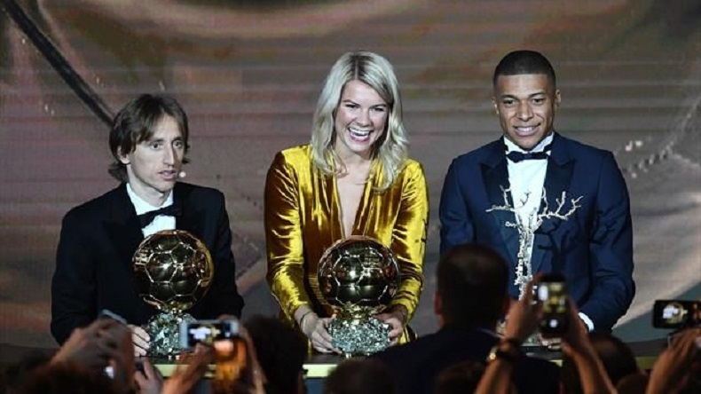 Ballon d'Or 2018: Host embroiled in a sexism row after asking first female winner Ada Hegerberg to twerk on stage.