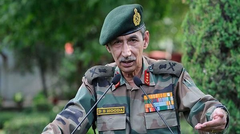 Surgical Strike 2016 was overhyped and politicised, says retired Lt General DS Hooda who was part of cross-border strike