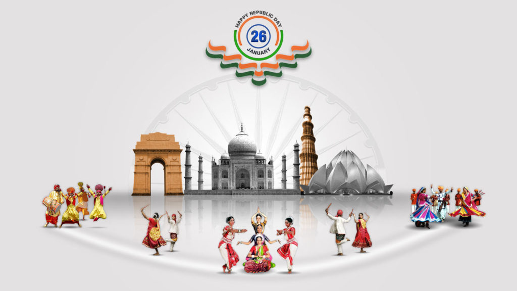 Gate Result 2019 Date Wallpaper: Happy Republic Day 2019: WhatsApp Stickers, Animated Gif