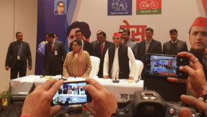 sp-bsp alliance, samajwadi party, bahujan samaj party, 2019 polls, akhiesh yadav mayawati press conference, Congress, bjp