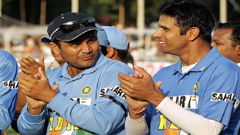 Rahul Dravid, Happy Birthday Rahul Dravid, The Wall, Virender Sehwag, Twitter, Rahul Dravid birthday wishes
