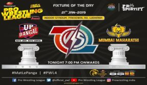 PWL 4 Mumbai Maharathi vs UP Dangal LIVE updates: UP looks to open account in season 4
