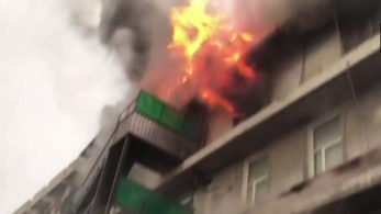 Naraina building fire, Delhi Fire Service