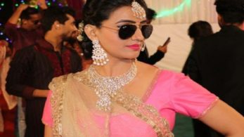 Akshara Singh performs for Nepal fans, photos goes viral on