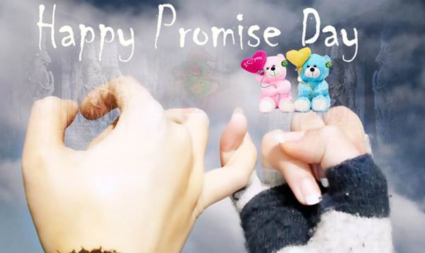 Happy Promise Day 2019 English Wishes Messages Quotes Wallpapers
