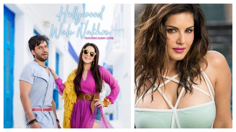 Sunny Leones Latest Song Hollywood Wak Nakhre Goes Viral On Youtube