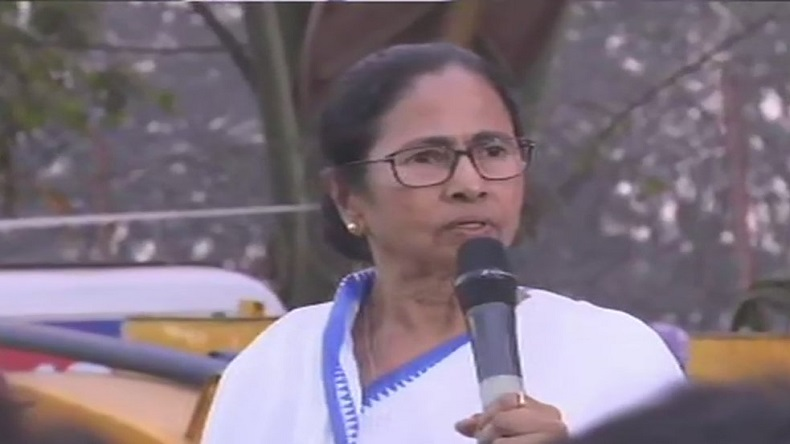 File photo of West Bengal Chief Minister Mamata Banerjee.