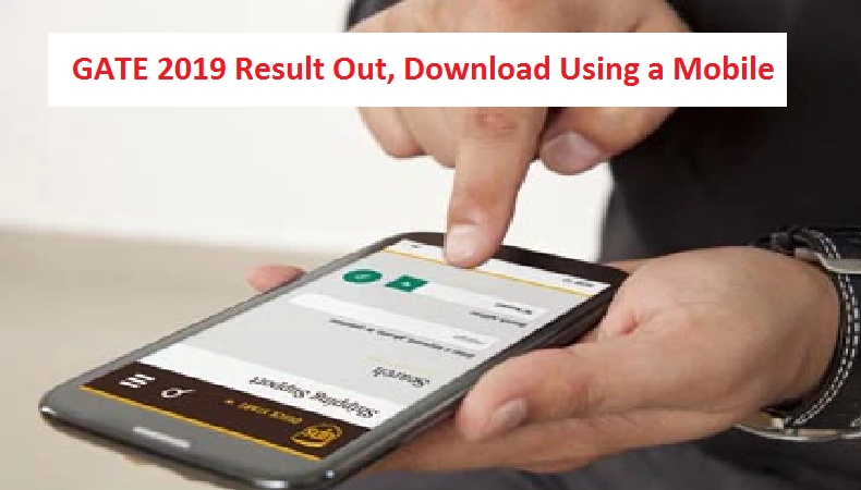 Gate 2019 Result Photo: GATE 2019: How To Check Graduate Aptitude Test In