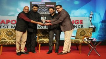 iTV Network honours top food connoisseurs at The Sunday Guardian-NewsX Food & Beverage Awards 2019