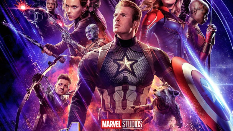 Avengers Endgame second trailer out:  Captain Marvel meets Rocket Racoon in the new trailer