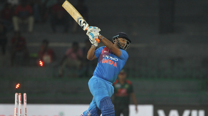 Rishabh Pant says MS Dhoni is legend, don's want people to compare