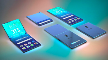 Zte foldable smartphone, competetion, samsung, Huweai,patent,clamshell, grapple,foldable phones, Zte foldable, len evo, motorola, game-changing, innovation, foldable innovation.