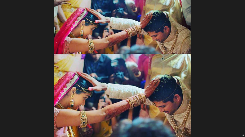 Allu Arjun 8th Wedding Anniversary Telugu Superstar Shares Adorable