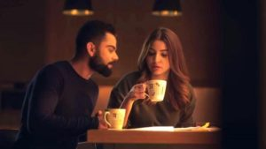 Anushka Sharma Virat Kohli's latest ad video, Anushka Sharma Virat Kohli's latest ad,Anushka Sharma Virat Kohli photo, Anushka Sharma Virat Kohli's Manyavar ad, Anushka Sharma Virat Kohli's new photo