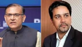 2019 Lok Sabha: BJP's 6th list out, Jayant Sinha to contest from Hazaribagh, Anurag Thakur from Hamirpur