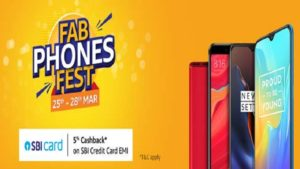 amazon fab phone fest, amazon fab phone fest sale, amazon fab phone fest sale offer, amazon fab phone fest sale offer 2019, amazon fab phone fest sale date, amazon sale amazon sale offer, amazon offers, amazon phone sale, amazon phone sale 2019, realme u1, honor 8x, oppo f9 pro, lg v40 thinQ, redmi note 5 pro, oneplus 6t, mi Y2, vivo v15 pro, amazon offers on phones, amazon sale discounts, amazon phone sale, amazon phone sale offers