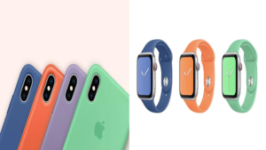 apple launches new spring season-inspired watch bands and iphone cases apple,apple watch,apple iphone xs,apple iphone xs max, apple latest news, apple mega event, apple march 25 event, apple spring season design watch