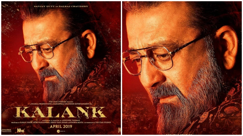 Is Sanjay Dutt Playing The Role Of Villain In Kalank?