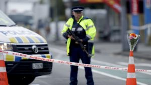 New Zealand mosque attack: Shooter emailed Prime Minister Jacinda Ardern minutes before deadly attack