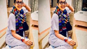 Sonali Bendre starts her cancer treatment again, shares a photo