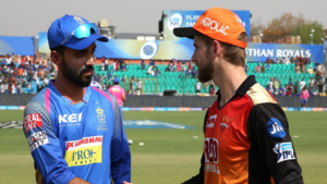 SRH vs RR, IPL 2019, Sunrisers Hyderabad vs Rajasthan Royals match score, Indian Premier League, IPL 2019, Kane Williamson, Ajinkya Rahane