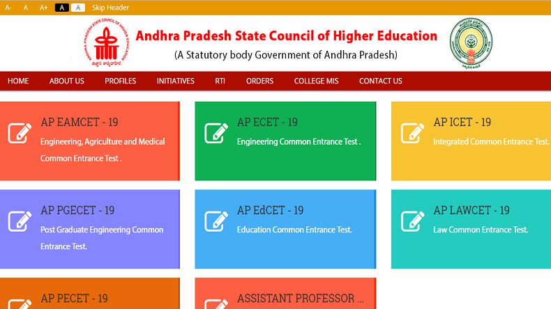 APICET Admit Card 2019 released, check how to download online @ sche.ap.gov.in