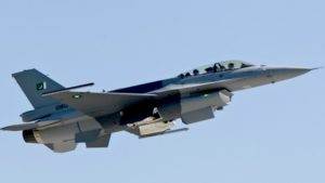 Indian Air Force says it has irrefutable evidence of shooting down Pakistani F-16