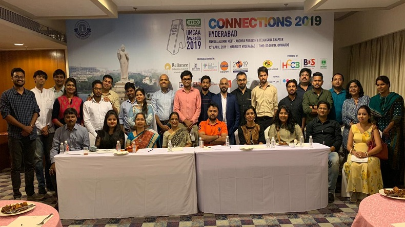 Connections 2019 Hyderabad, IIMCAA