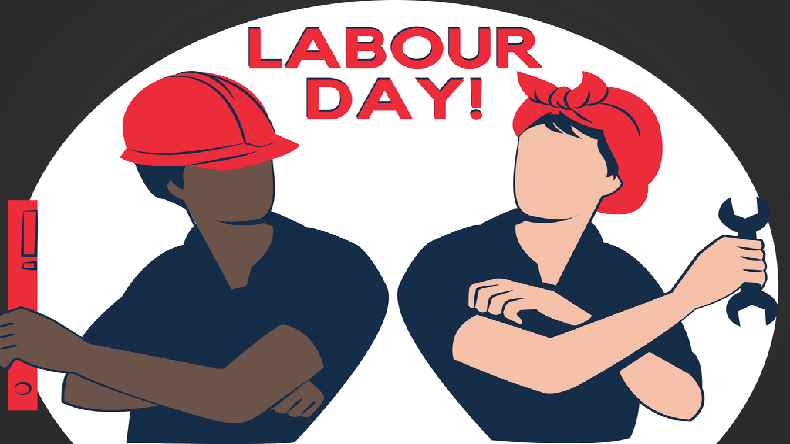 Download Labour Day 2019 photos for WhatsApp & Facebook: GIF images, pictures, HD wallpapers for friends and Colleagues to wish Happy Labour Day