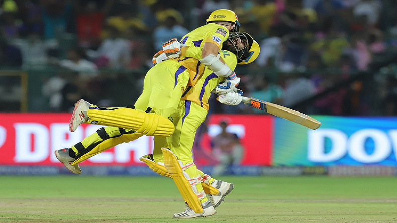 IPL 2019: Mitchell Santner's last-ball sixer helps MS Dhoni to register 100th win as Chennai captain in IPL, beat Rajasthan Royals by 4 wickets