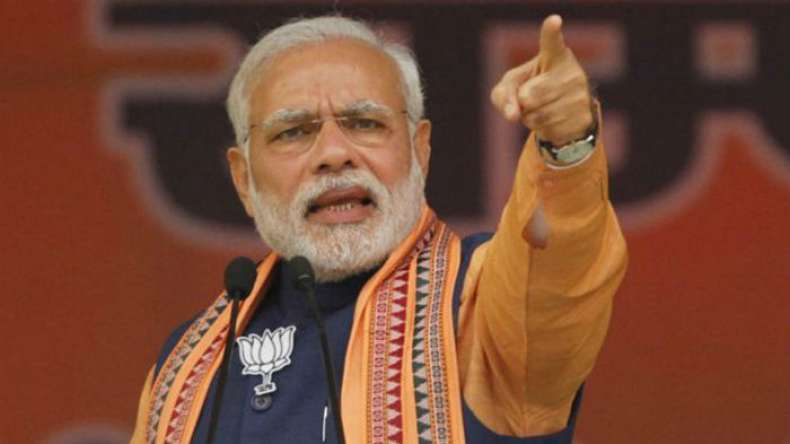 PM Modi slams Congress in Bareilly, says Opposition questioning my caste