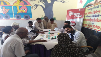 iTV Foundation hosts free health check-up camp in Haryana's