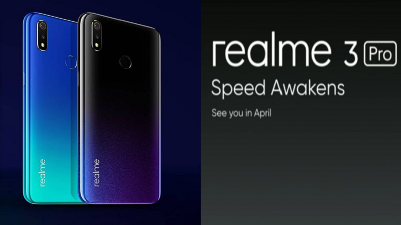 Realme 3 Pro with VOOC, Fortnite support to debut in India on April 22