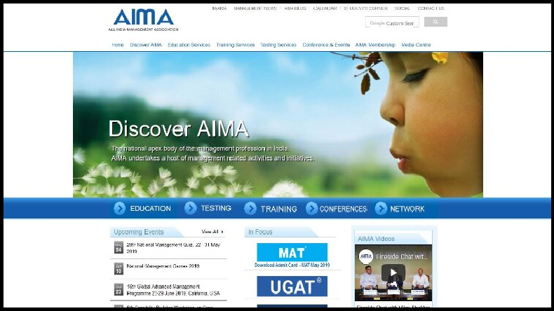 Aima Mat Result 2019 To Be Out Anytime Soon At Aima In