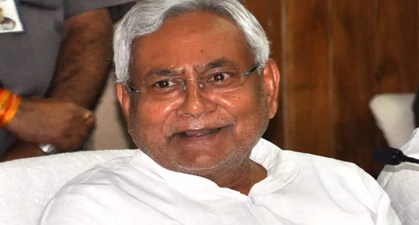 Nitish Kumar congratulates Narendra Modi for massive mandate, says people have rejected Mahagathbandhan