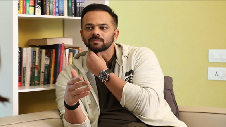Rohit Shetty plans another cop film, registers the title Aaya Police