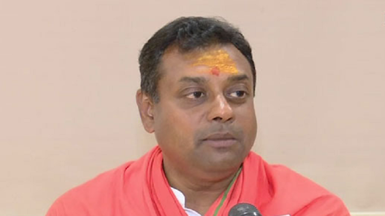 Sambit Patra is BJP candidate from Puri.