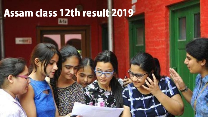 AHSEC 2019,The Assam Higher Secondary Education Council, Assam Higher Secondary Education,Assam Board 12th result,