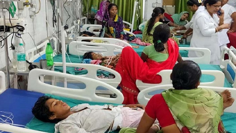 NHRC sends notice to Union health ministry and Bihar ...
