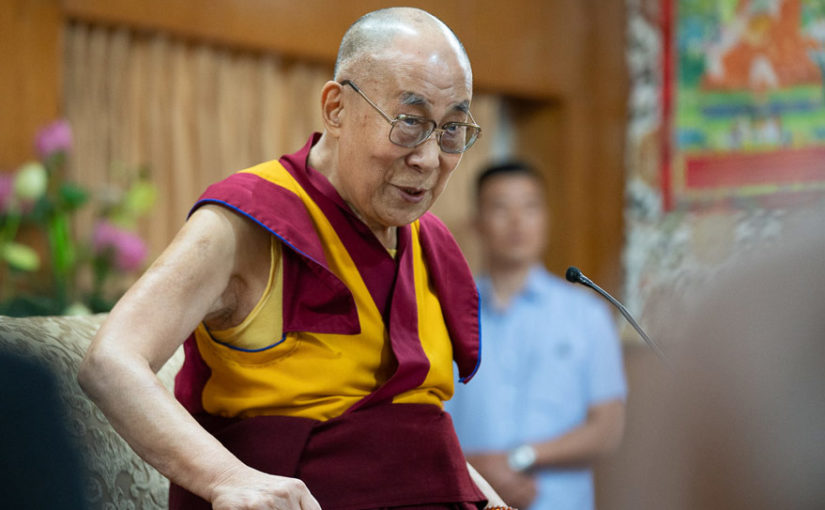 Dalai Lama says Europe will become Muslim if immigrants stay, says BBC
