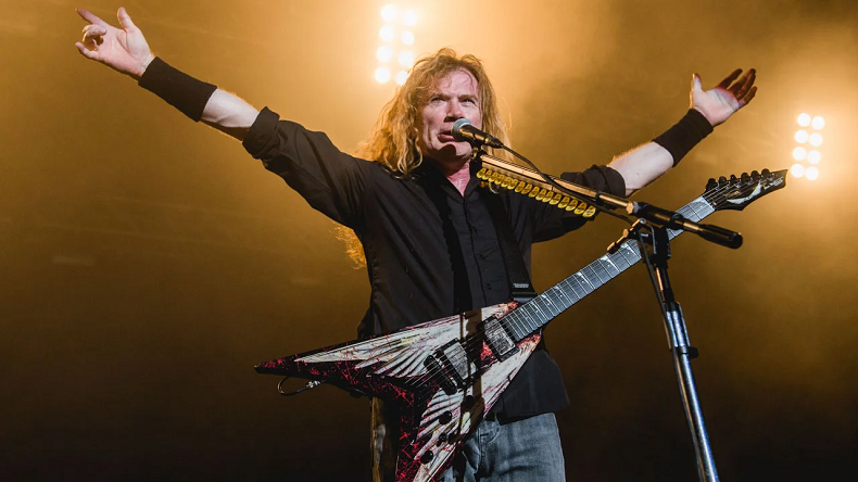 Dave Mustaine cancer, Megadeth, Dave Mustaine throat cancer, Dave Mustaine cancer, Megacruise, Megadeth Dystopia