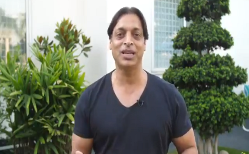 Chucker Shoaib Akhtar lists Pakistan's favours ahead of Afghanistan match, confuses politics with sport, social media grimaces at cheap skate