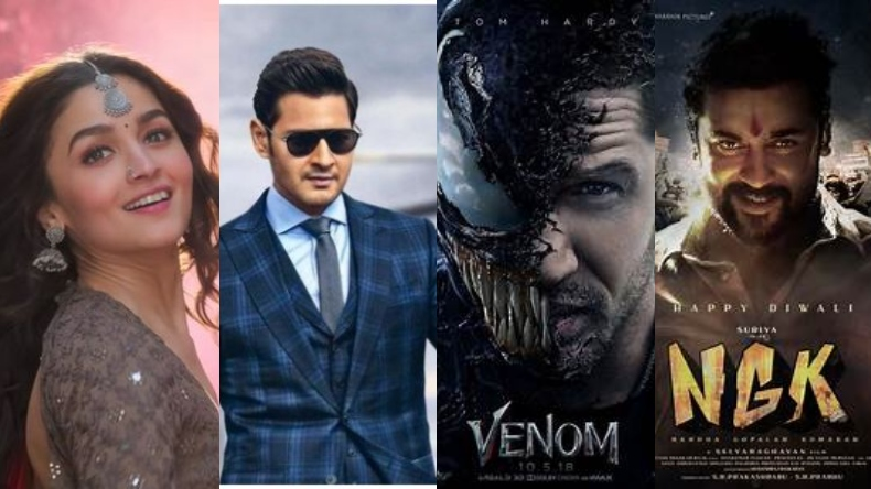 Amazon Prime Day 2019: Kalank, Venom, Maharshi, NGK among 14 other movies to release on Amazon Prime from July 1