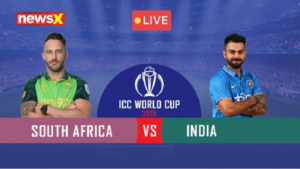 India vs South Africa ICC Cricket World Cup 2019, IND vs RSA, Rose Bowl Stadium, Ind vs SA live score, india vs south africa, india vs south africa live update, India Vs South Africa, live score, india vs sa, World Cup 2019 live score, Cricket scorecard, ICC Cricket World Cup 2019, india vs south africa first match, Live Stream World Cup 2019, World Cup 2019